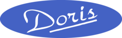 Doris logo blue